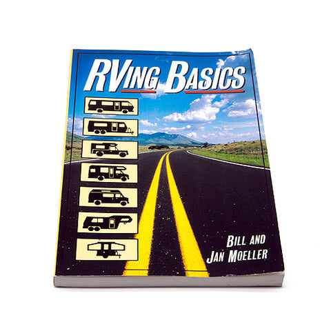 Stag RV Trailer Camper Book McGrawHill RVing Basics 00704277980