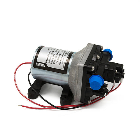 Shurflo Revolution Standard 12v Automatic Demand Pump Classic RV Pump 4008-101-E65