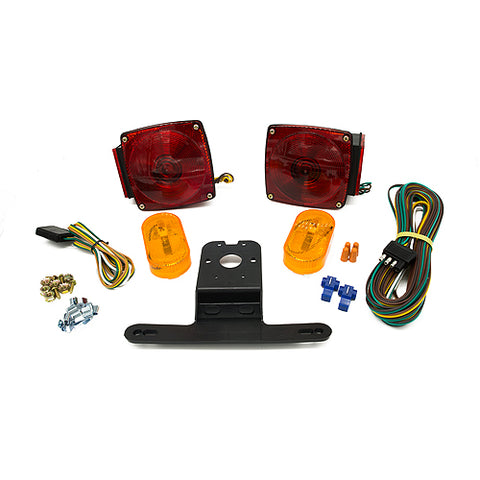 Submersible Trailer Light Kit with Side Marker Lights