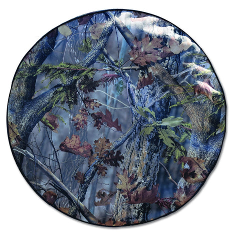 "ADCO 8760 Camouflage Game Creek Oaks Spare Tire Cover O, (Fits 21 1/2"" Diameter Wheel)"