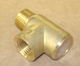"Airstream 1/2"" X 1/2"" 60PSI Pressure Relief Valve - 000111"