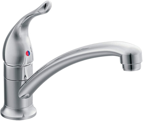 Airstream Single Hole Galley Faucet (Stanadyne International), Chrome - 006507