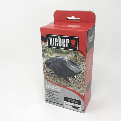 Airstream Grill Cover by Weber for Airstream Weber® Q®1200 Gas Grill - 050119W-02