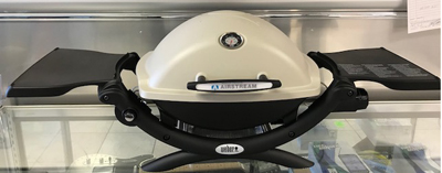 Airstream Weber® Q®1200 Gas Grill - 050119W