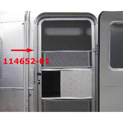 Airstream Formed Main Door Jamb, Righthand Hinge - 114652-01
