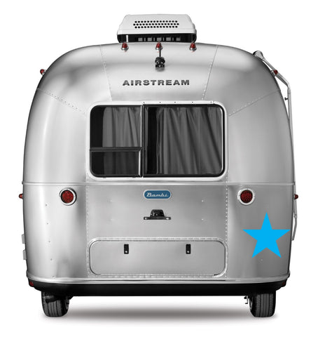 Airstream Rear Bottom Curbside/ Front Bottom Roadside Segment #28 - 114894