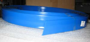 "Airstream 1-1/2"" Blue Rub Rail Trim Insert, By The Foot - 200522"