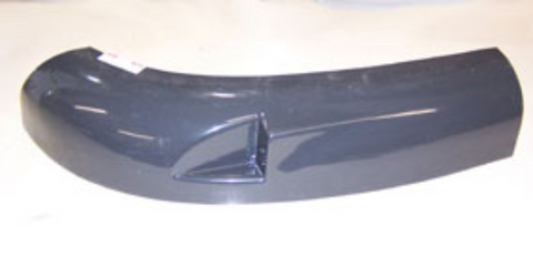 Airstream Wrap Underbelly Rear Haircell, Roadside, Gray Korad (Smooth Finish) - 200544