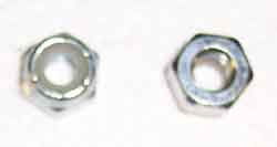 Airstream Nylon Lock Nut for Aluminum Double Step Assembly - 350147-25