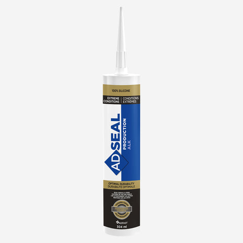 Airstream Adseal Silicone Sealant, Grey - 365330-02