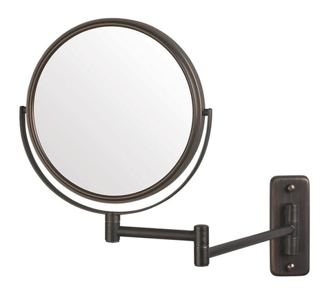 Airstream Wall Mount Swivel Mirror, Bronze Finish - 371423-03