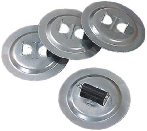 Airstream Jack Round Foot Pad, Set of 4 - 400093-04