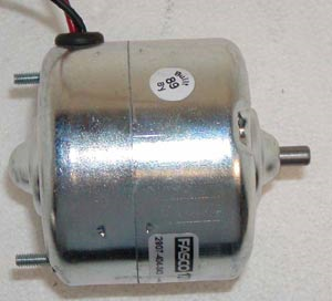 Airstream 12V Vent Fan Motor - 510228