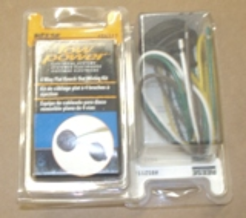 Airstream 4 Way Flat External Speaker Wiring Kit - 511856