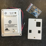 Airstream LP Propane Leak Monitor, White - 512539-01