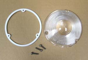 Airstream Clear Lens Kit for Signal Stat, Backup Light or Flood Light - 680446