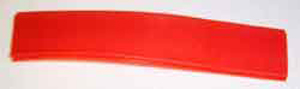 "Airstream 1"" Orange Belt Line Trim Insert, By The Foot - 684706"