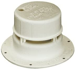 Airstream Plumbing Vent, White - 690264-03