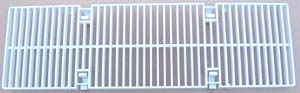 Airstream Air Return Grille for Duo-therm AC, Polar White - 690323-107