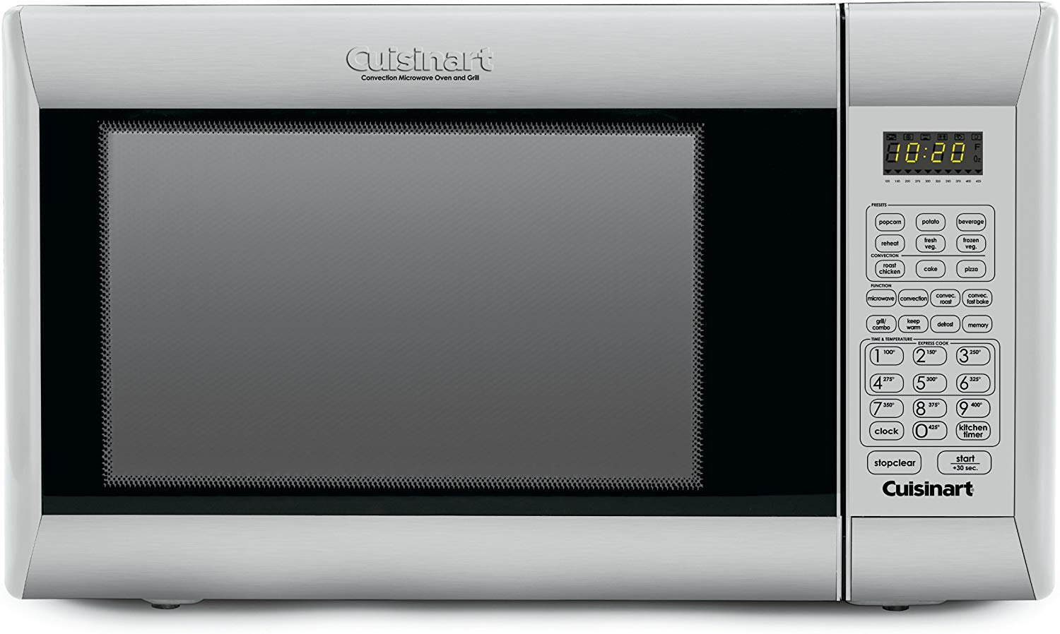 Airstream Convection Microwave Oven Stainless Steel By Cuisinart - 690605-03