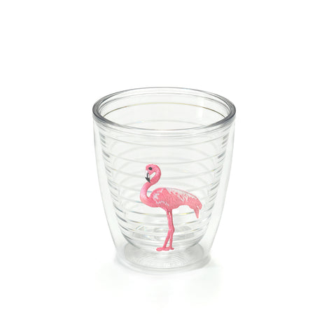 Airstream Flamingo Tervis Tumbler - 12 ounce