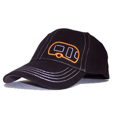 Airstream Trailer Stretch Fit Hat - 2 Sizes