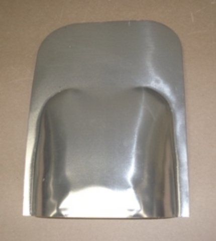 Airstream Formed Aluminum Stove Vent Hood - 71181W-01
