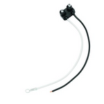 "Bargman 44-00-002 2-Wire Pigtail with 6""-1/2"" Wire Lead"