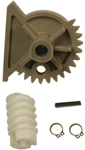 Barker 11901 Broadcast TV Antenna Directional Worm Gear
