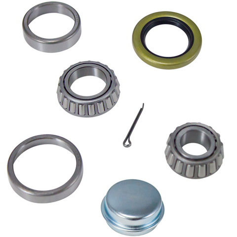 Dutton-Lainson 21810 Trailer Bearing Set W Dust Cap