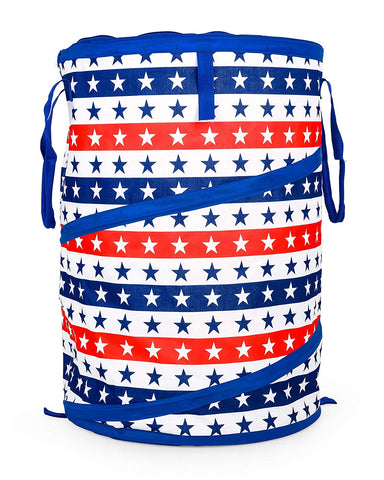 "Camco Stars and Stripes Large Pop Up Utility Container, 18"" x 24"""