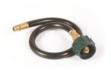 "Camco 59843 20"" Pigtail Propane Hose Connectors - Acme x 1/4"" Male NPT"