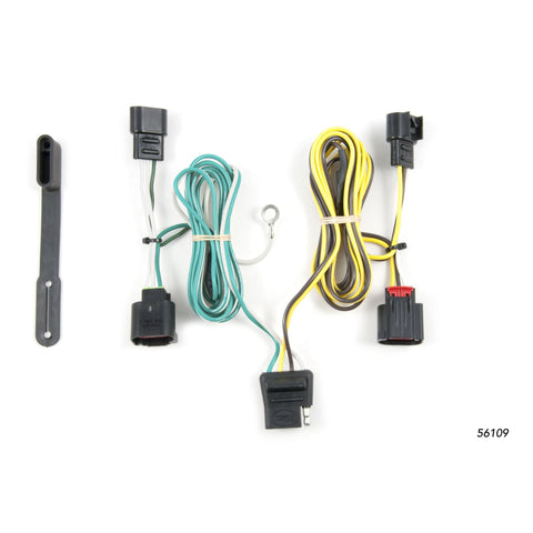 CURT 56109 Custom Vehicle-To-Trailer Wiring Harness, Dodge Journey