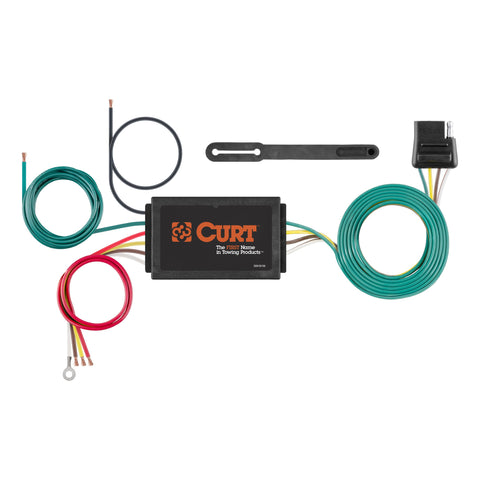 CURT 56187 Powered Taillight Converter