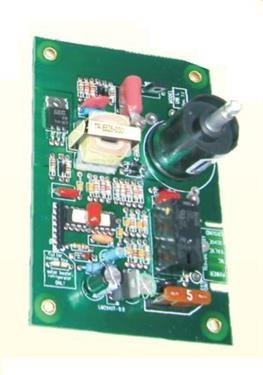 Universal Ignitor Board with Large Post By Dinosaur Electronics