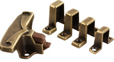 JR Products 70505 Cabinet Catch and Strikes - Short