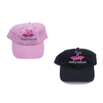 Airstream Flamingo Hat - Pink or Black