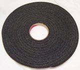 Airstream Foam Tape For Screen Door, Charcoal - 365013-01