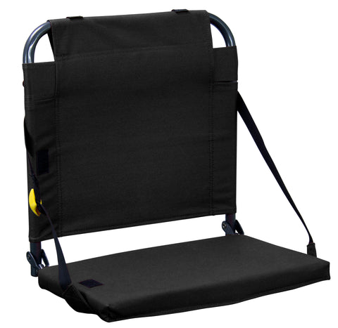 GCI Outdoor BleacherBack™ Stadium Seat - Black