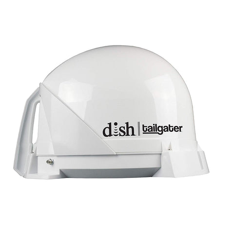 King Dish VQ4400 Tailgater Fully Automatic Portable HD RV Satellite Antenna