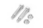 Dexter Axle K71-290-00 Shackle Bolt & Flange Nut Kit