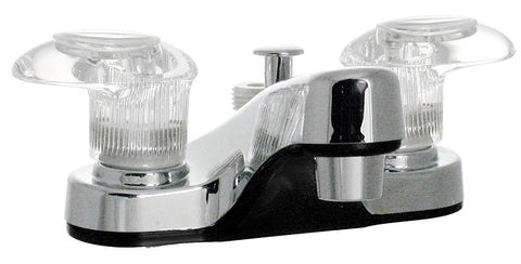 Phoenix PF222341 Catalina 4in Lavatory Faucet, Chrome