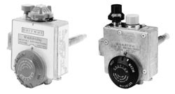 Uni-Line 110-502  Water Heater Gas Valve; For Uni-Line 110 Series; 1/2 Inch Inlet x 1/2 Inch Outlet; 160 Degrees