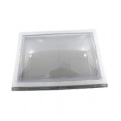 "Airstream Skylight & Trim Kit with Frame 14-1/2"" x 22-1/2"" - 381318-060 or Dome Only 381318-06"