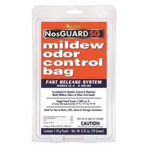 Star Brite 089970 Odor Absorber; Hanging Bags; Single