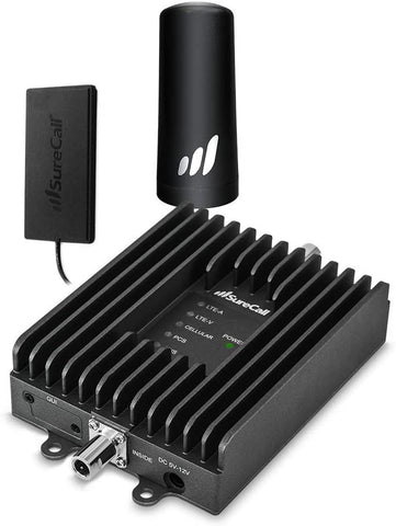 SureCall Fusion2Go 3.0 Fleet Cell Signal Booster Kit, 3G/4G LTE