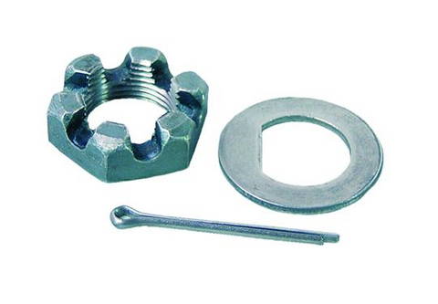 Tekonsha 5775 Spindle Nut Kit with D-Washer