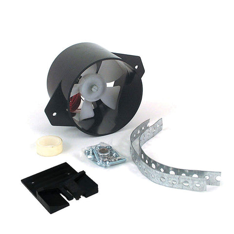 Valterra Black A10-2618VP FridgeCool Exhaust Fan-12 Volt