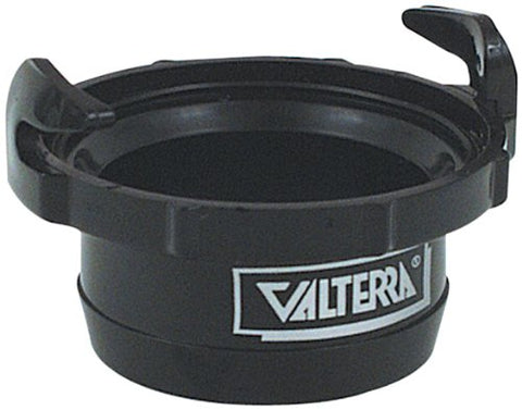"Valterra T1024 Hose Adapter - 3"" Straight, Black"