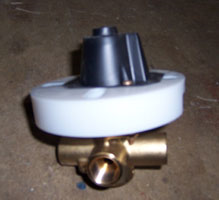 4 Port Posi-Temp Valve for Shower for Airstream - 601831
